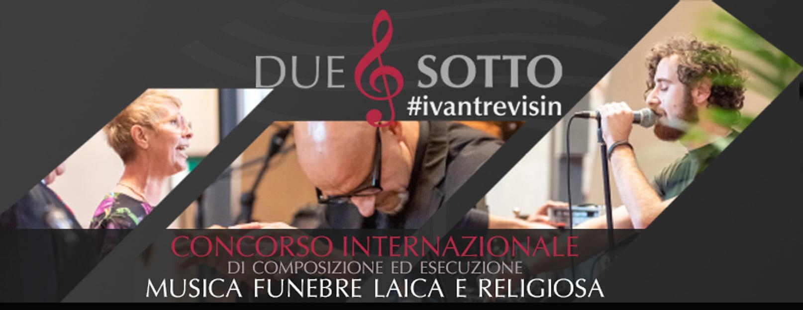 DUE SOTTO #IvanTrevisin